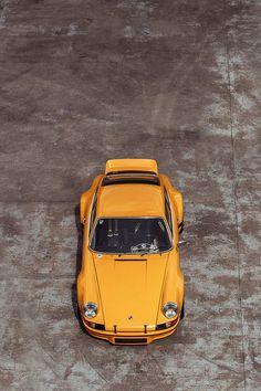 Porsche 911 Carrera RS.