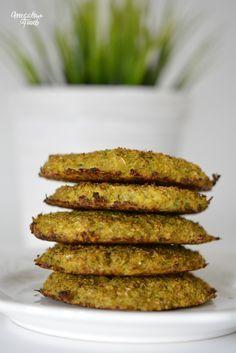 Galettes de brocolis au parmesan – Megalow Food