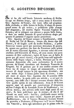G. E. Ortolani, Biografia degli uomini illustri della Sicilia