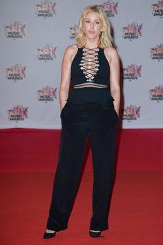 Ellie Goulding aux NRJ Music Awards 2015