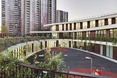 Galería de Complex School in Bobigny / Mikou Design Studio - 20
