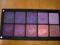 INGLOT- All their colors have amazing pay off!!