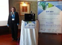 Mª Aurora Martínez participa en el Congreso Internacional en Tecnología de la Información en Dubái  http://www.udima.es/es/maria-aurora-martinez-participa-en-congreso-internacional-de-tecnologia-de-la-informacion-en-dubai.html