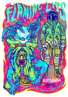 GigPosters.com - Flaming Lips, The