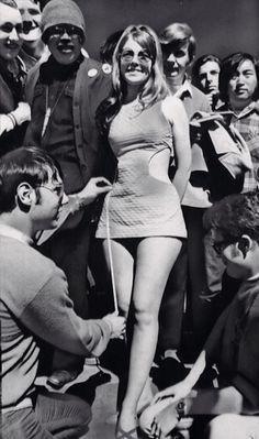Fashion 1960s - Back then...