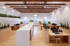 Birkenstock Australia headquarters by Melbourne Design Studios Melbourne Australia