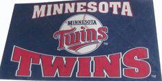 Minnesota Twins 3x5' flag