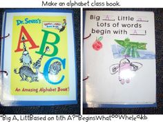 Read the book then give each kid in the class a page of the book to illustrate