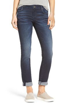 KUT from the Kloth KUT from the Kloth Catherine Boyfriend Jeans (Regular & Petite) (Vogue) available at #Nordstrom