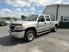 Used 2005 GMC Sierra 2500HD Crew Cab Short Bed 4WD for Sale in Westmoreland NY…
