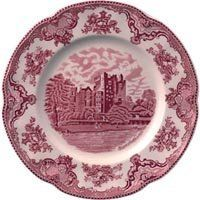 Traditional English china patterns by Burleigh, Spode, Portmeirion, Johnson Bros, Churchill and others. Huge stocks and worldwide shipping. Johnson Brothers China, Johnson Bros, Pink Dinner Plates, Dinner Plate Sets, Blue And White China, China Patterns, Vintage Pottery, Earthenware, Dinnerware