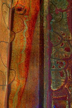 LuAnn.Ostergaard, via Flickr (painterly rust)