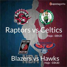 Fechando o dia desportivo aqui no Apostaganha, trazemos para vocês o basket da NBA... Confere...  http://www.apostaganha.com/2016/01/20/prognostico-apostas-raptors-vs-celtics-nba-12/l  #apostas #nba #basket #raptors #celtics