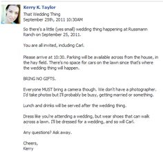 This is the kind of invitation i'll have for my wedding :D xD