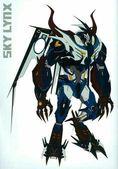 Skylynx- Transformers Prime Predacon