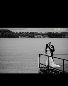 Lake of the Ozarks-the perfect backdrop for wedding photos. Photo:LighterFocusPhotography Wedding Events, Backdrops, Wedding Photos, Party, Marriage Pictures, Wedding Shot, Fiesta Party, Wedding Photography, Backgrounds