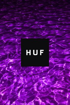 HUF, My Edit