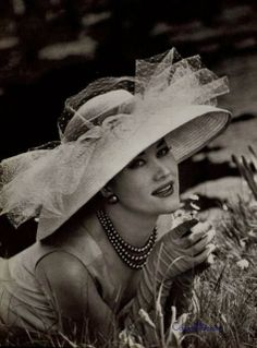 Gilbert Orcel, 1960. Couture Allure Vintage Fashion