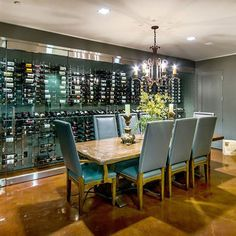 San Francisco Wine Cellar Dining Room Design Ideas, Pictures, Remodel And  Decor Part 32