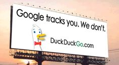 DuckDuckGo Challenges Google On Privacy With DontTrack.us