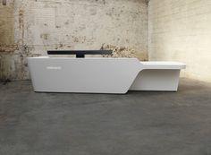 Mono Desk, for Isomi, by Paul Crofts Studio