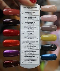 by far my favorite OPI collection in the last few years.