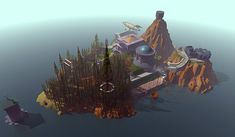 Probably the greatest PC game ever and the beginning of my love of the PC for gaming.  Myst!