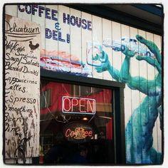 at Fair Oaks Coffee House & Deli