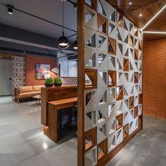 Inclined Studio® (@inclinedstudio) • Instagram photos and videos Partition Design, Interior Photography, Shelving, Divider, Ahmedabad, Studio, Jin, Room, Furniture