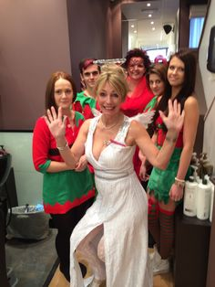 Jayne and her Elves