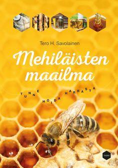 Laadukasta hunajaa omasta puutarhasta!Haluaisitko ryhtyä vuokranantajaksi mehiläisille? Kotimainen mehiläisenhoito-opas auttaa tarhauksen alkuun ja varmistaa onnistuneen hunajasadon.Mehiläisten maailma -kirjasta opit, miten päästä mehiläistarhauksen alkuun kohtuullisilla kustannuksilla ja millaisia varusteita tarvitset. Kirja opastaa vuoden eri aikoina tapahtuviin hoitotoimenpiteisiin, käy läpi hunajan lisäksi muut mehiläistuotteet ja tarjoaa ratkaisut tyypillisimpiin ongelmiin. Mehiläiset…