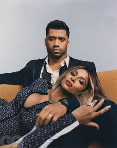 Couple Photoshoot Poses, Couple Photography Poses, Couple Posing, Couple Shoot, Black Love Couples, Cute Couples Goals, Ciara And Russell Wilson, Ciara Wilson, Fashion Couple