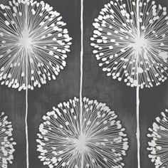 Muriva Dandelion - I love wallpaper uk: Again for a section of the hallway?