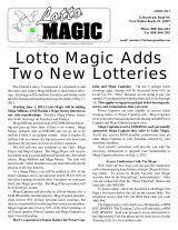 Florida Lotto Magic adds Mega Millions! Magic Team, Lottery Tickets, Florida, Ads, The Florida, Raffle Tickets
