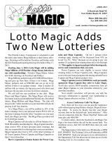 Florida Lotto Magic adds Mega Millions!