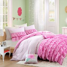 Mizone Morgan Comforter Set - JCPenney....with teal sheets