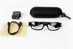For Ethan:  HD You Vision Video Glasses - The Photojojo Store!