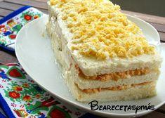 Pastel y tartas saladas para comer en frío. ¡Toma nota!
