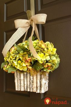 Items similar to spring wreaths for front door wreaths summer wreath Mother's day wreath decor wreath hanging vase wreaths on Etsy Holiday Burlap Wreath, Autumn Wreaths, Diy Wreath, Holiday Wreaths, Wreath Fall, Front Door Decor, Wreaths For Front Door, Door Wreaths, Seasonal Decor