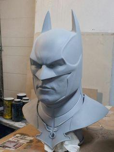 Arkham Origins Cowl - Page 2 Batman Cowl, Batman Suit, Batman Batman, Batman And Robin Costumes, All Batmans, Batman Poster, Batman Cosplay, Batman Arkham Origins, Movie Props
