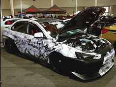 DEADvolutionX by RavenWraps in Montclair CA . Click to view more photos and mod info.