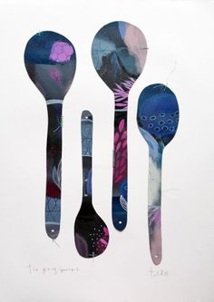 giving spoons 2 by tiel seivl-keevers