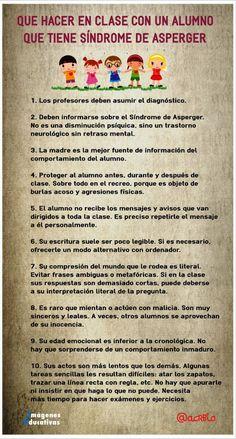 Asperger Clase - Imagenes Educativas