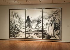 In New Drawings, Kara Walker Traces American Histories of Christianity and Racism