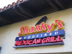 Sharky's Woodfired Mexican Grill, Newbury Park CA