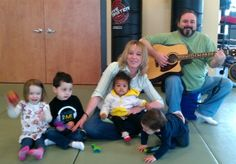 2012.03.12 - Coffee with...Alisa Harmon, Director of Music for Aardvarks in Montclair