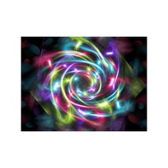 neon colors abstract - 3D and CG Wallpaper 127051 - Desktop Nexus... ❤ liked on Polyvore