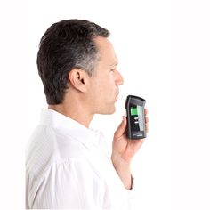 The BACtrack S80 Pro is a professional breathalyzer that quickly estimates a user's blood alcohol content (BAC). It is approved as an alcohol screening device for use by professional groups including law enforcement. But because of its small size and affordability, it is also a top choice for a personal breathalyzer use whenever a high level of accuracy is required.