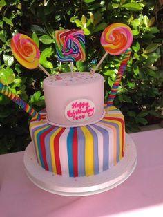 Iris K's Birthday / Candy Land - Photo Gallery at Catch My Party Birthday Candy, Birthday Celebration, Birthday Parties, Candy Cakes, Candy Land, Party, Desserts, Food, Anniversary Parties