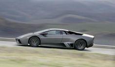 The 8 Most Expensive Cars in the World: Lamborghini Reventon: 1 million euros